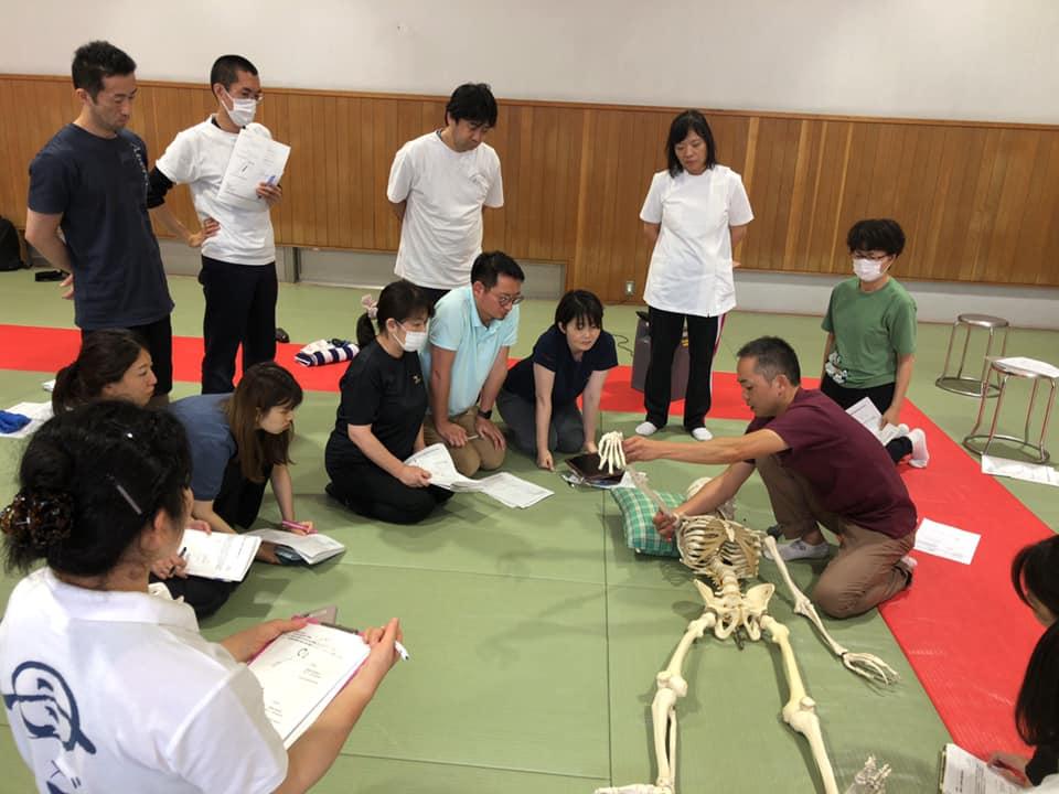 運動操作による関節包内運動の調整方法